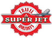 superjet travel and holidays logo